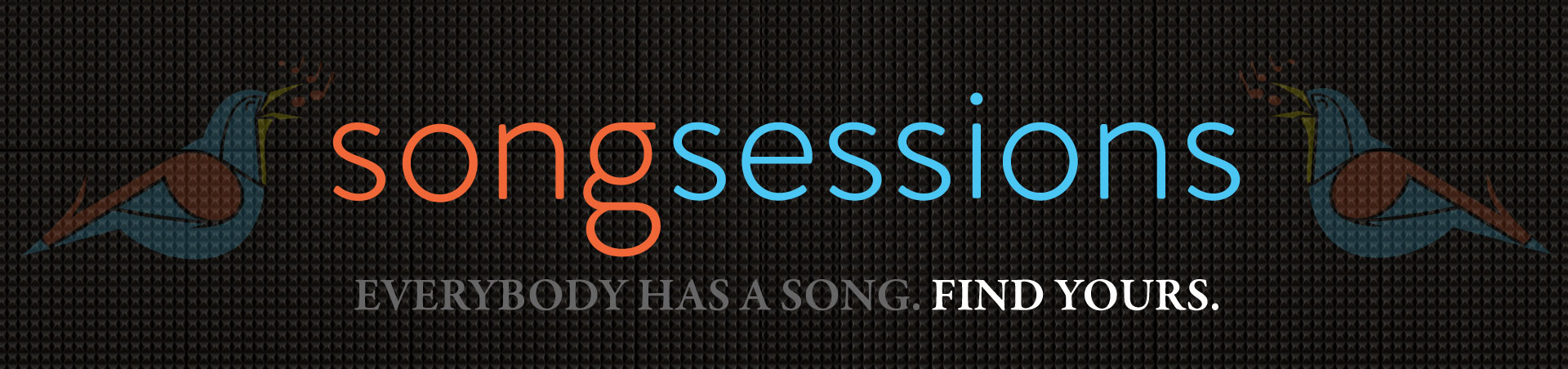 Song Sessions Everybody Has A Song. Find Yours.